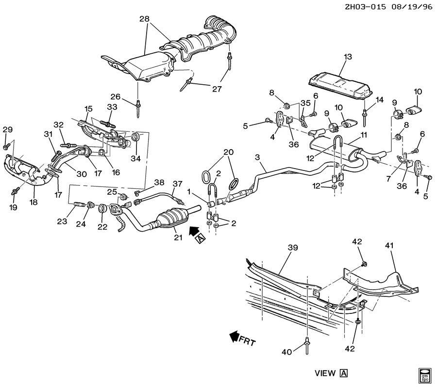 1zzzw Belt Routing Diagram 2004 Impala 3 8 I Cannot Figure