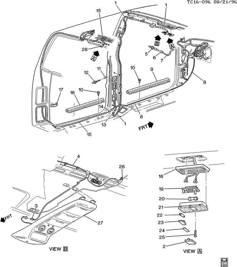 Cadillac ESCALADE Automatic transmission neutral start*4 p