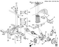 2000 Buick Century Parts Diagram  Wiring Diagram For Free
