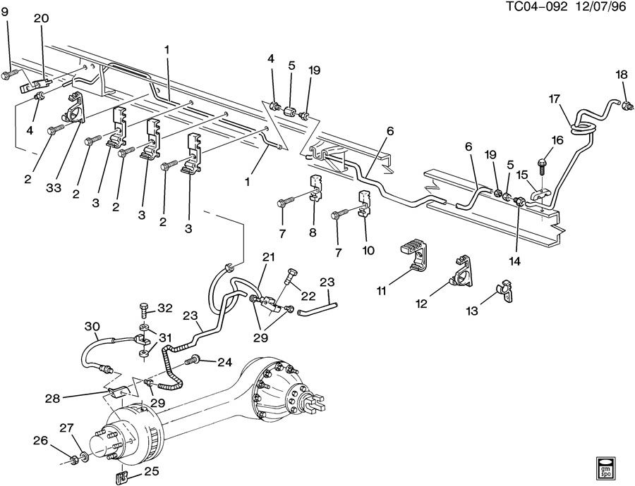 2003 Tahoe Brake Line Diagram. 2002 chevy tahoe brake line