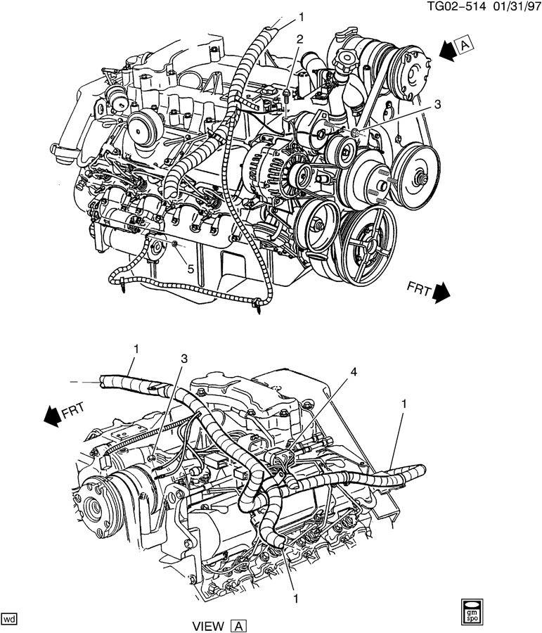 1999 Pontiac Grand Prix Diode. Air conditioning (a/c