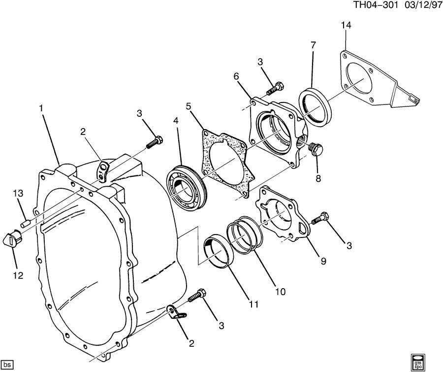 Gmc c7500 parts manual