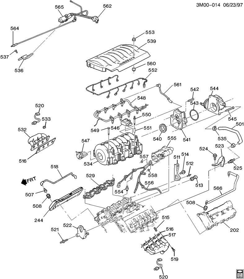 Oldsmobile Aurora Parts Diagram. Oldsmobile. Auto Wiring