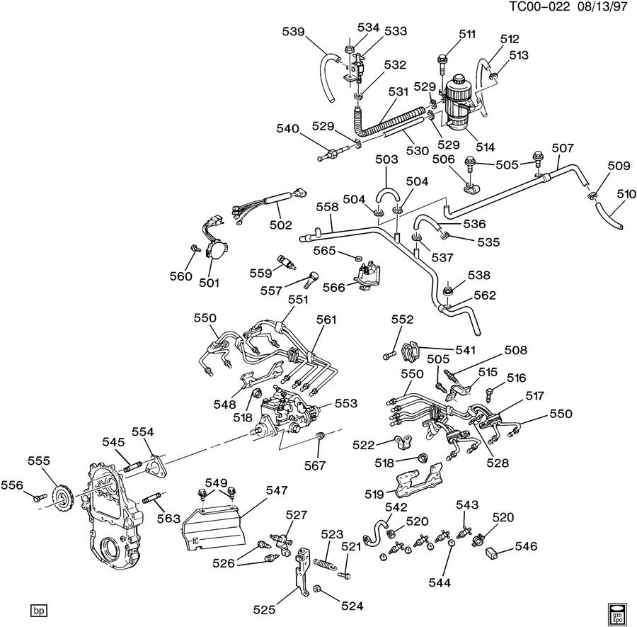 2003 Chevrolet Trailblazer Rear Suspension Diagram Html