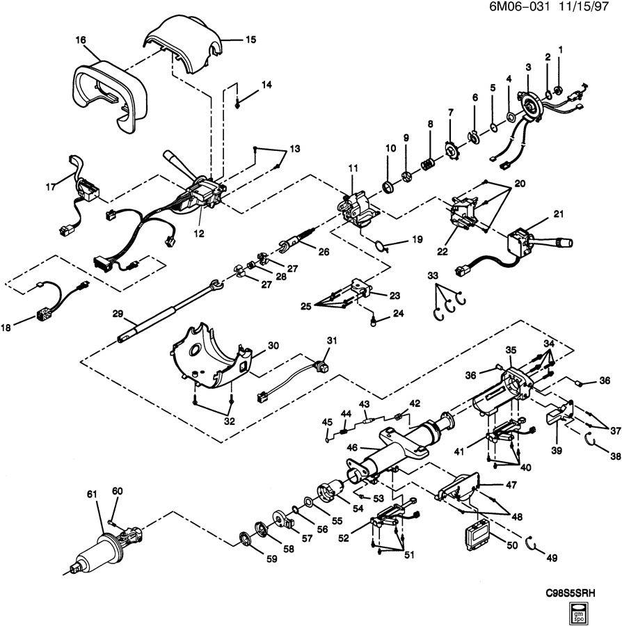 2004 Cadillac Deville Dhs Parts Diagram. Cadillac. Auto