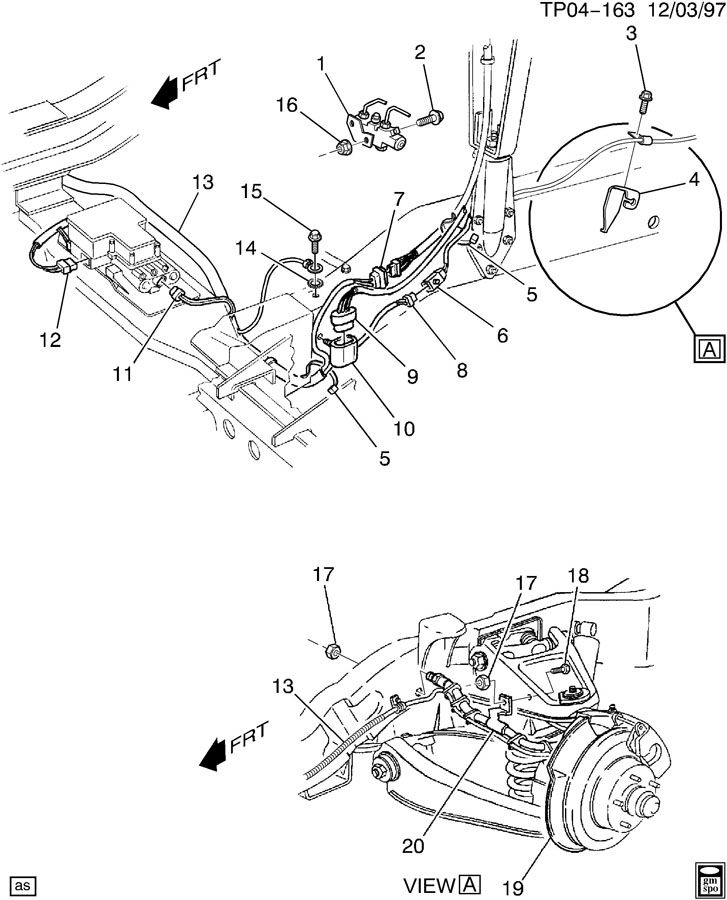Pontiac Solstice Connector. Body wiring. Chassis