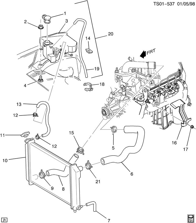 Wiring Diagram For 97 Chevy Cavalier Free Download