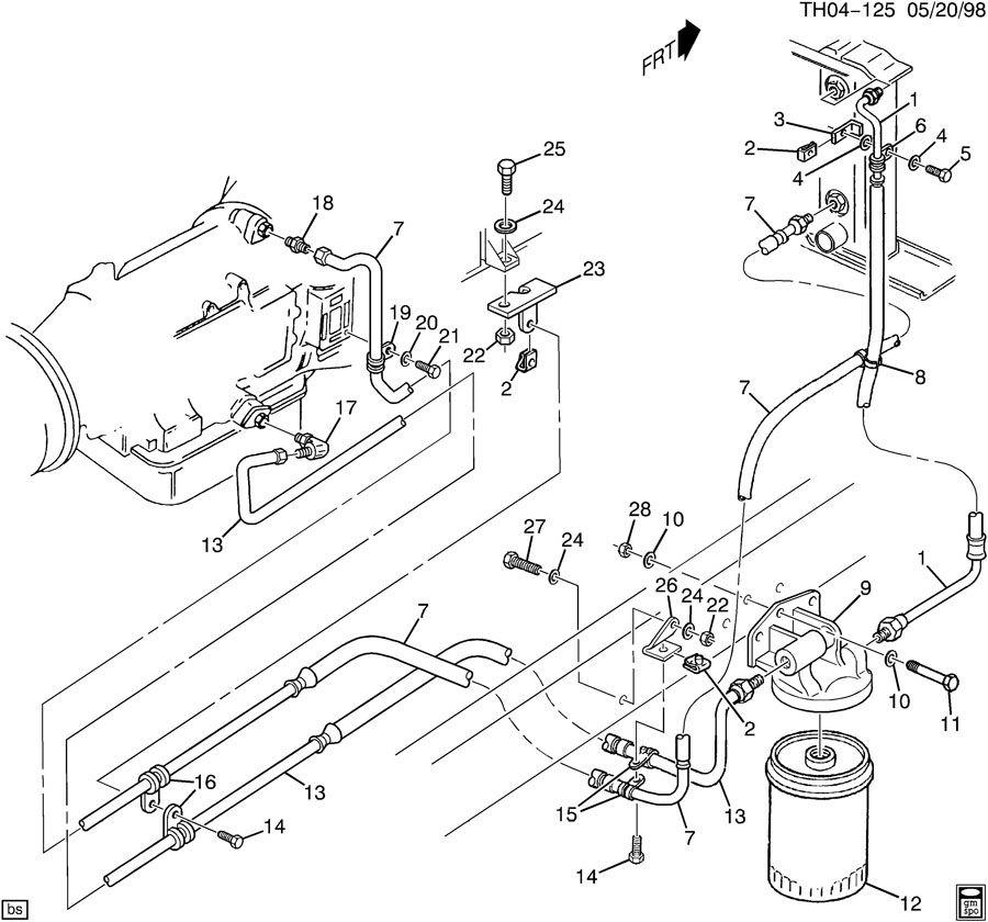 Allison At545 Parts Diagram. Diagram. Wiring Diagram Images