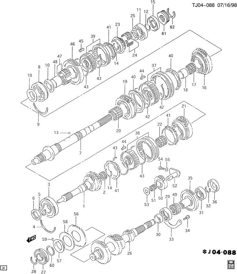04 Suzuki Forenza Fuse Box Diagram 04 Suzuki Accent Wiring