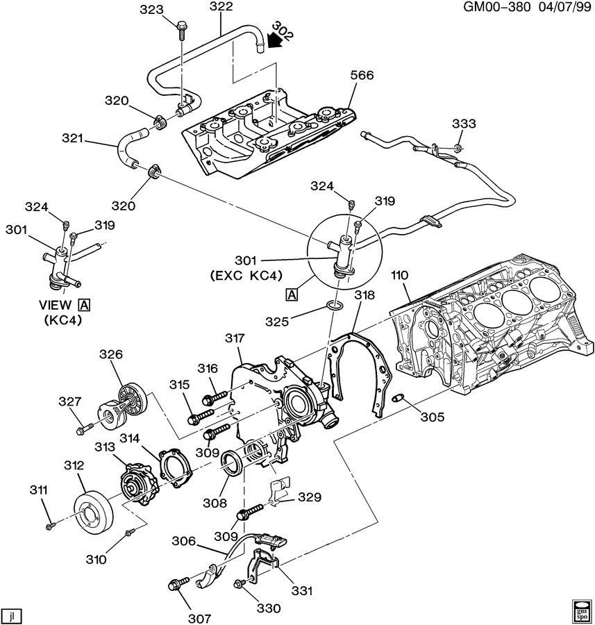 [DIAGRAM] 2001 Chevy Venture 3 4l Engine Diagram FULL