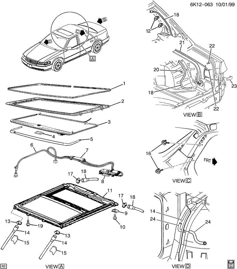 Sunroof Drain Tubes Diagram : 27 Wiring Diagram Images