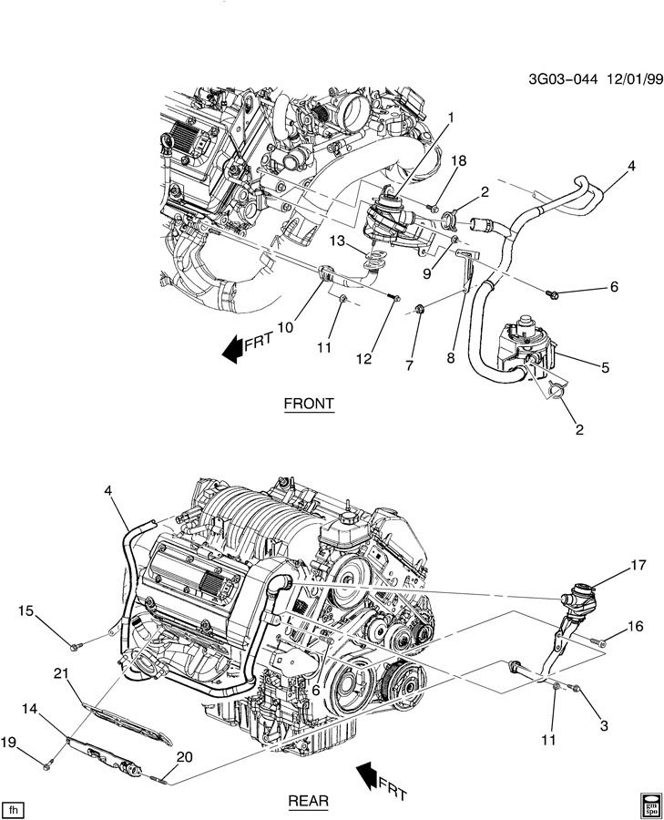 [DIAGRAM] 2001 Olds Aurora 3 5 Engine Diagram FULL Version