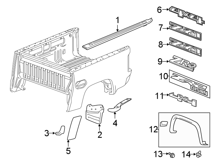 2016 gmc canyon trailer wiring diagram