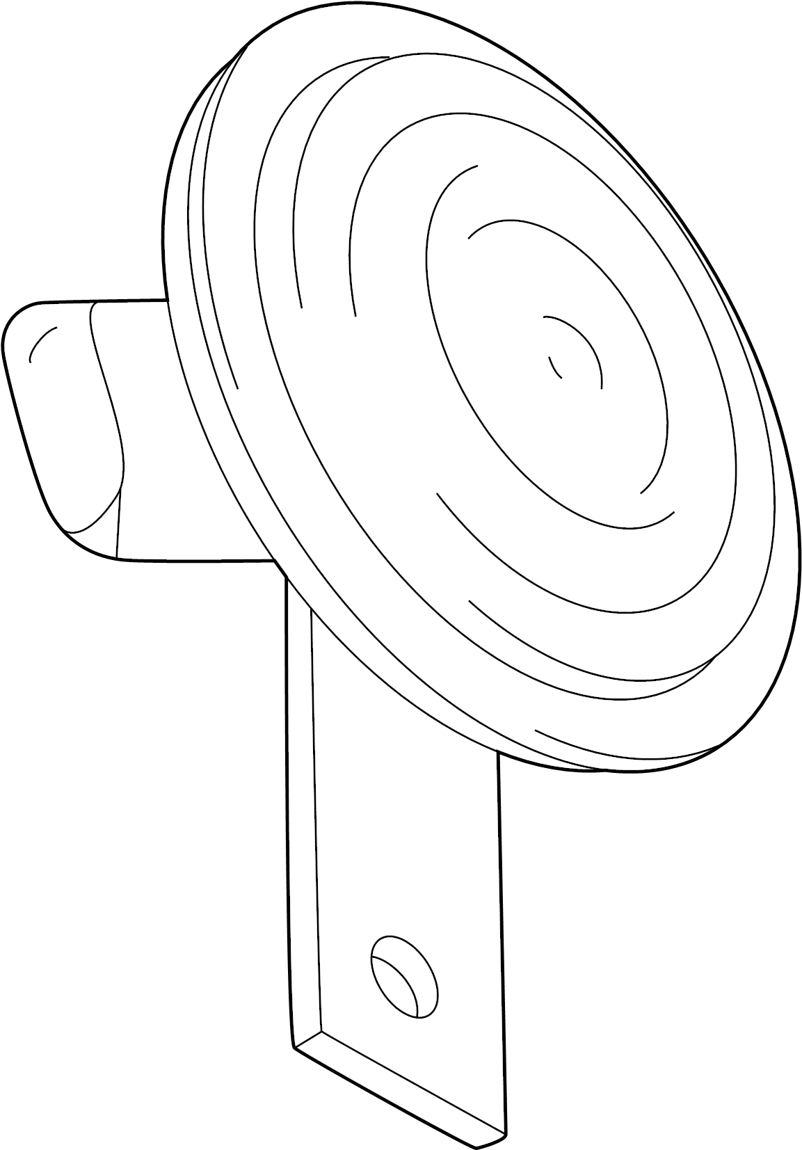 Chevrolet C1500 Horn. Horn kit. Asmincludes, kitgeneric
