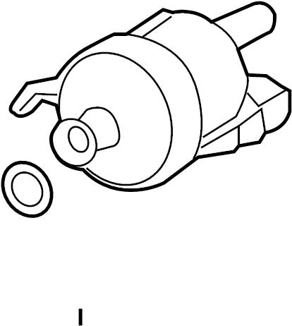 5 3l Oil Pressure Sensor Chevrolet Oil Pressure Sensor