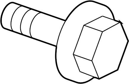 Chevrolet Silverado Bolt. Electronic brake control