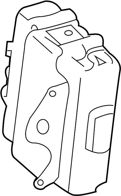 2009 Pontiac Vibe Alarm System Anti Theft
