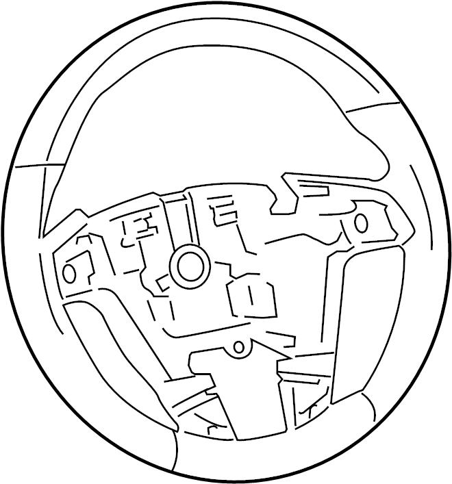 Pontiac G8 Wheel. Steering. Wheel, strg(onyx