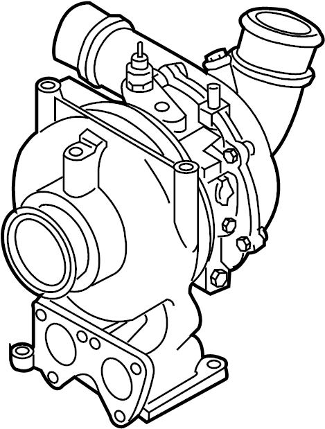 2009 Chevrolet Silverado CK2,3 WIRING HARNESS/ENGINE PART