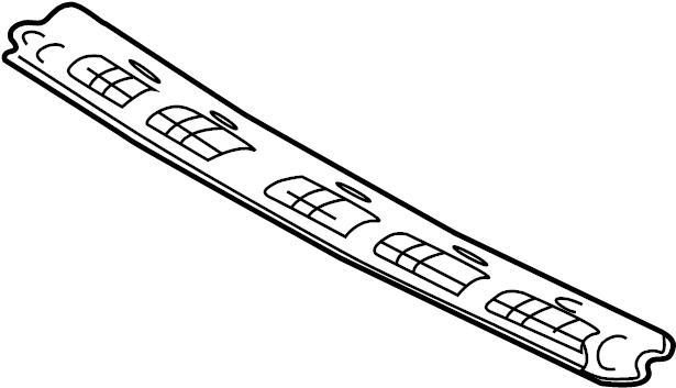 Chevrolet BLAZER SHEET METAL/UNDERBODY AND COWEL