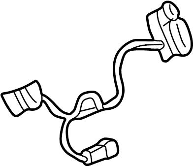 13 Gm Wiring Harness OBD2 To OBD1 Jumper Harness Wiring