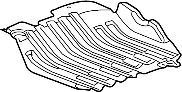 SKID PLATE/OIL PAN