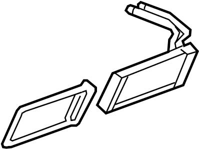 Gm Wiring Harness Retainer Firewall Wiring Retainer Wiring
