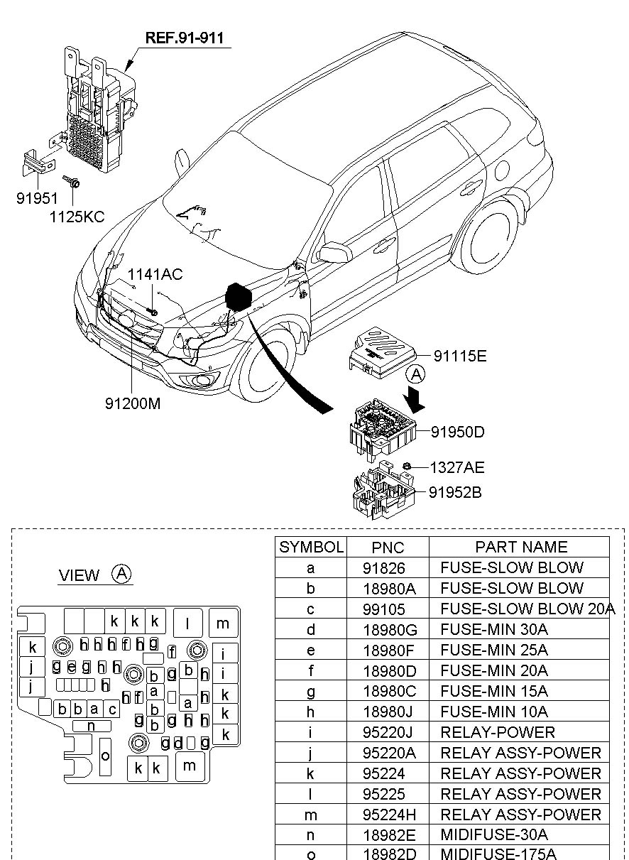 [DIAGRAM] Santa Fe Wiring Diagram 2003 FULL Version HD