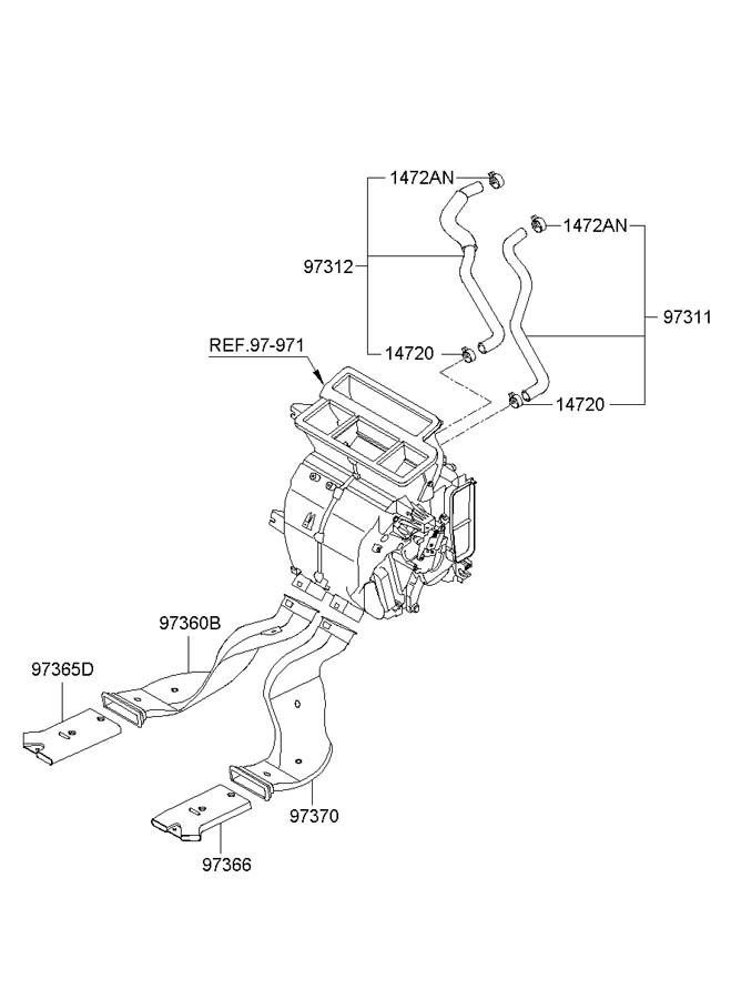 [DIAGRAM] Tail Light Diagram For A 2000 Hyundai Accent