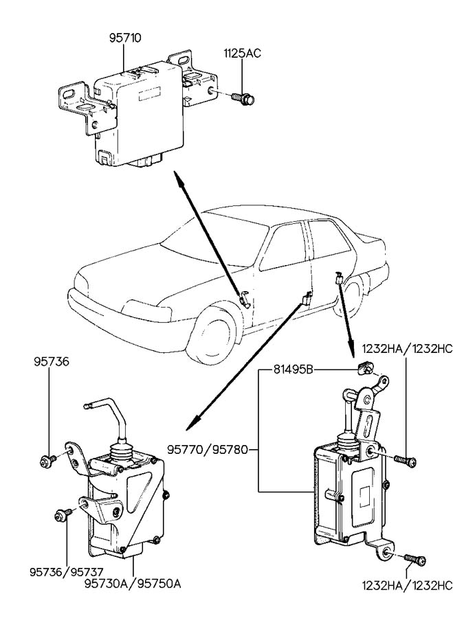 1999 Mitsubishi Mirage Engine Diagram