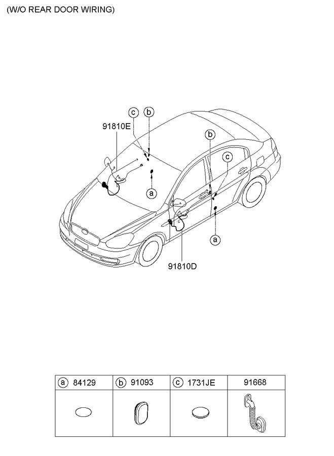 [DIAGRAM] Hyundai Accent Power Window Wiring FULL Version