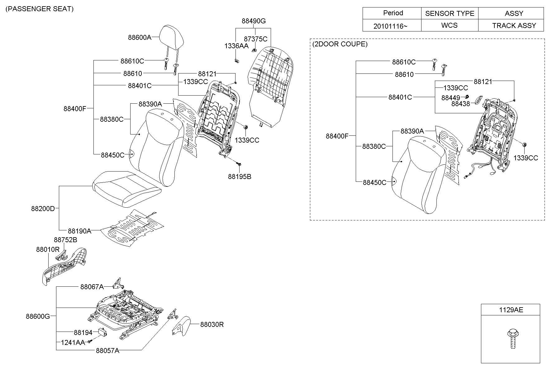 Hyundai Elantra Covering