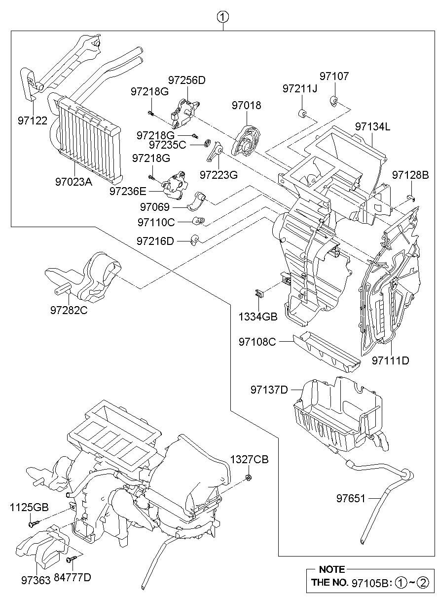 Hyundai Elantra Cabin Air Filter. IONIZER, Wclimate