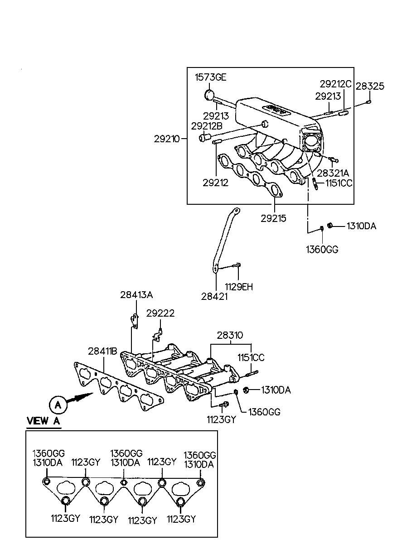 2000 Hyundai Tiburon Fuse Box Diagram. Hyundai. Auto