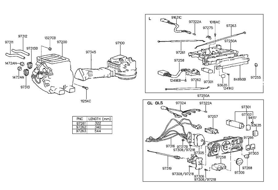 Service manual [Service Manuals Schematics 1999 Hyundai