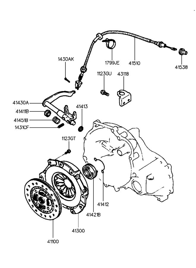 Service manual [How To Bleed Clutch 2009 Hyundai Azera