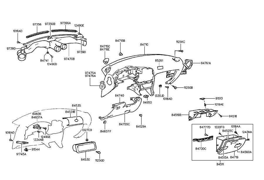 2000 Plymouth Neon Timing Belt Parts Diagram