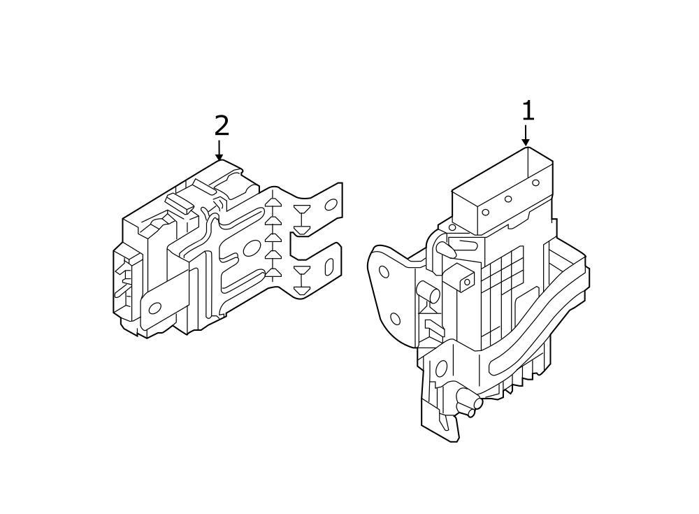 Hyundai Tucson Automatic Transmission Control Module