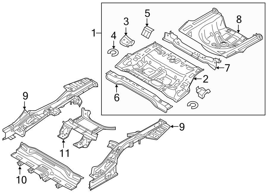2002 Hyundai Sonata Parts Diagram FULL HD Quality Version