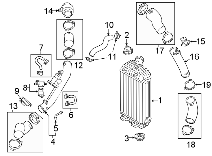 Hyundai Santa Fe Sensor. BOOST. Pressure. Turbocharger