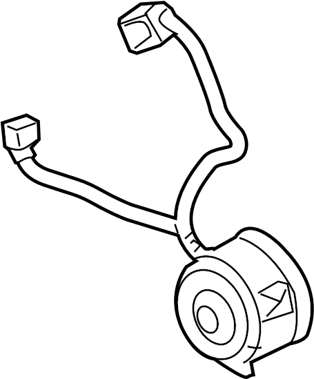 Hyundai Genesis Coupe Engine Cooling Fan Motor