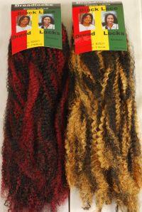 turqoiuse colored marley hair braiding hair dreadlock pc ...