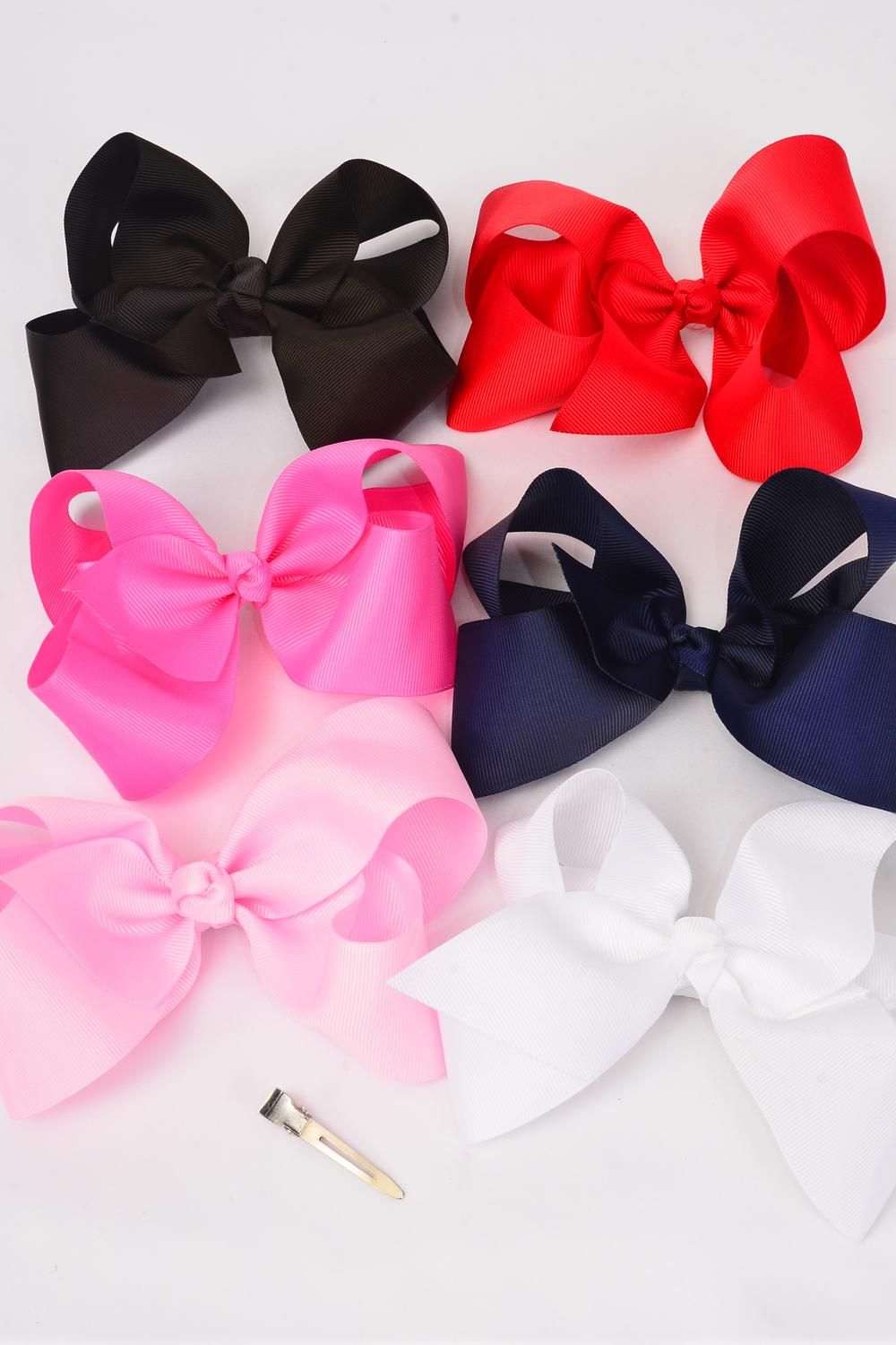 Hair Bow Display Store