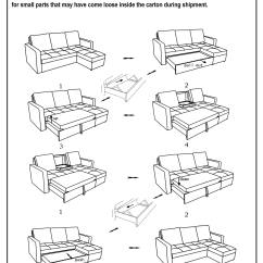 Knislinge Sofa Assembly Bed Reviews Uk 2017 Ikea Manual Rp Cover Furniture User