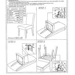 Ergonomic Chair Instructions Swivel Rocking Chairs For Patio Office Furniture Assembly Type Yvotube