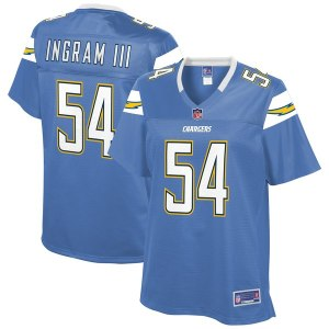 Women's Los Angeles Chargers Melvin Ingram NFL Pro Line Powder Blue Alternate Player Jersey