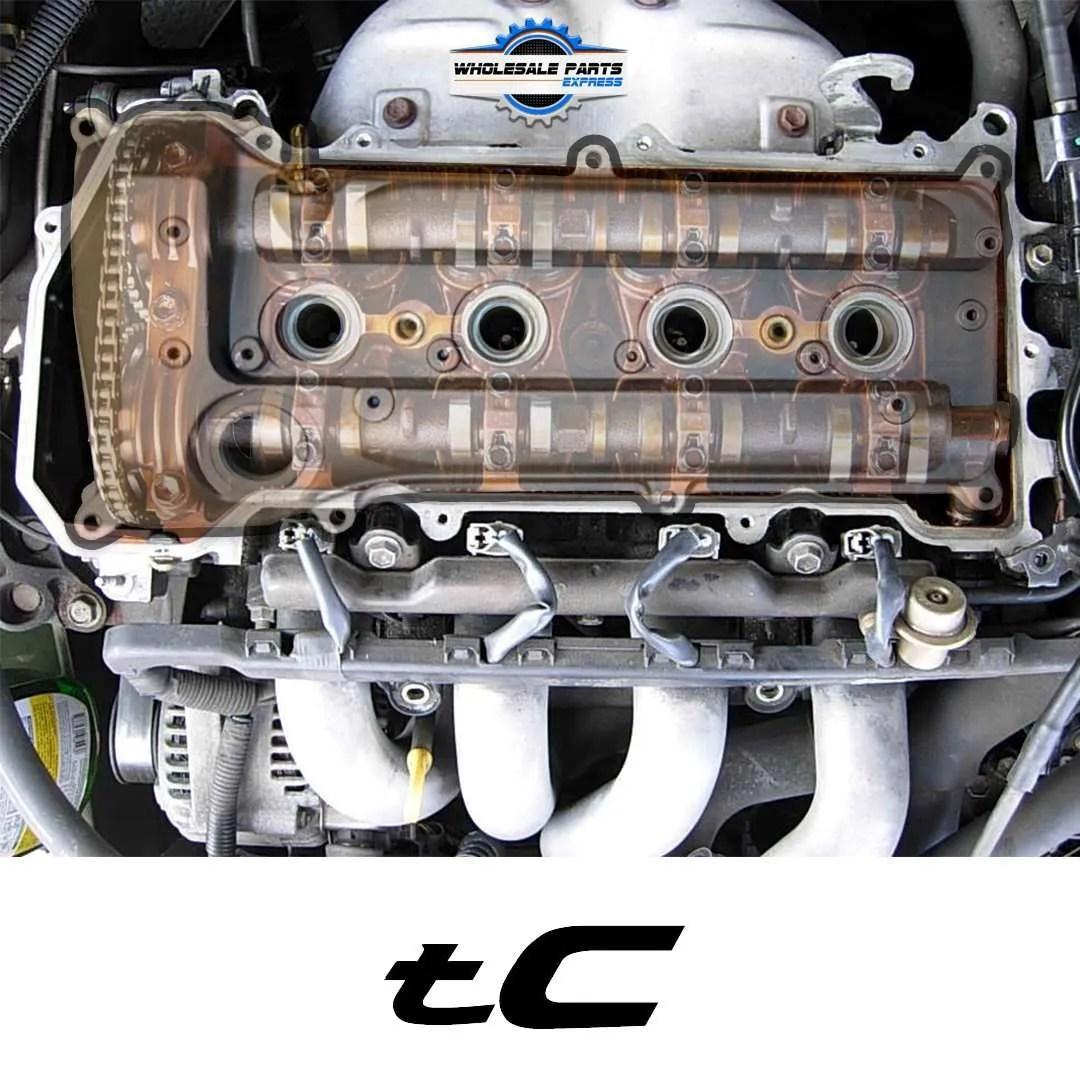 Scion Tc Engine >> 2005 2010 Scion Tc New Valve Cover Engine Cover Cylinder