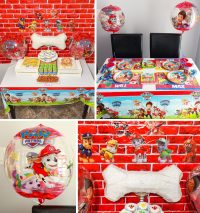 PAW Patrol Party | Party Ideas & Activities by Wholesale ...
