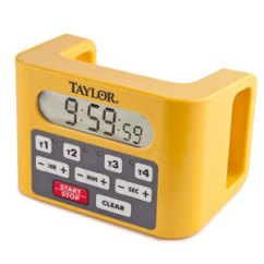Taylor Kitchen Timer Cabinet Painting 5839 35 00 Free Shipping Timers Wholesale Point 4 Event Electronic 1 25 Display