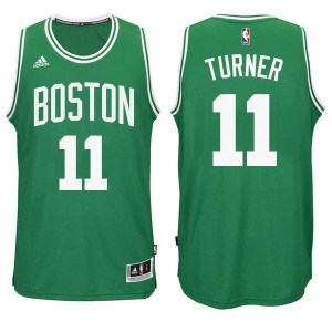 cheap Evan Turner new swingman jersey green